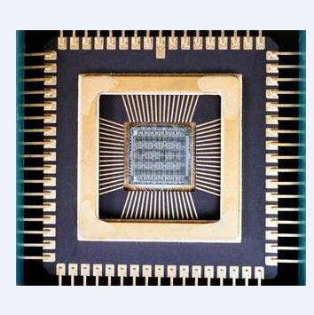 IC Chip Photography