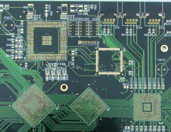 Impedance And Blind Buried Holes PCB Copy