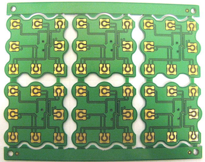 100ohm Characteristic Impedance Control PCB Copy Board