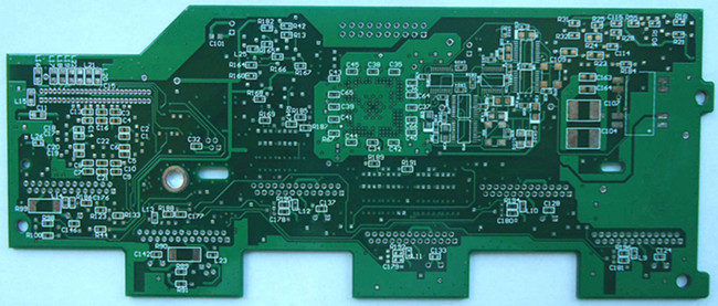3um Special Tin Thickness HASL PCB Copy