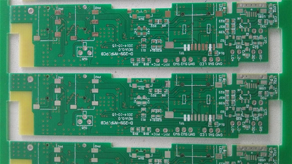 8 Layers 2.0mm Thickness Green solder mask PCB Copy